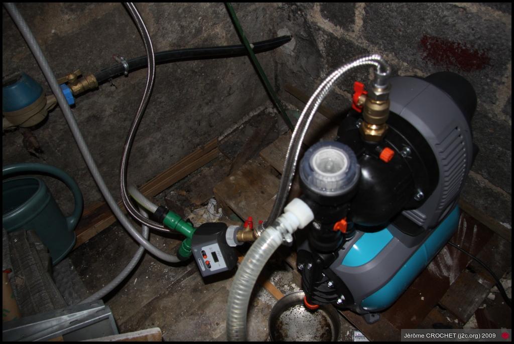 filtre pour eau de pluie