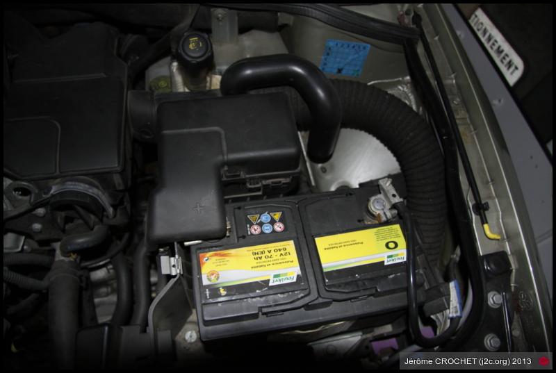 Laguna II Filtre à air moteur (1.8l 16v) -P0 - Planete Renault